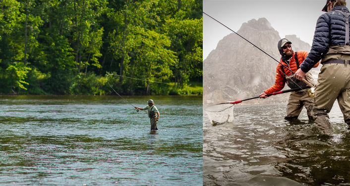 Orvis Fly Fishing Learning Center