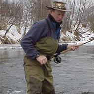 Mac Huff Veteran Oregon Fishing Guide